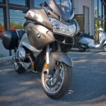 The BMW R1200 RT: Riding a Big Bike