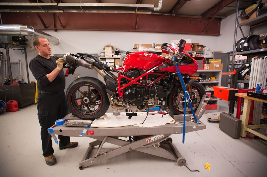 the motorcycle mechanic - Motorcycle Mechanic Job Description