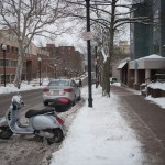 5 Reasons Not to Ride a Motorcycle or Scooter in the Winter