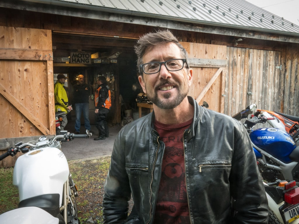 Ken Hull, Moto Hang founder