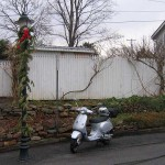 Christmas Spirit vs. Riding Safety