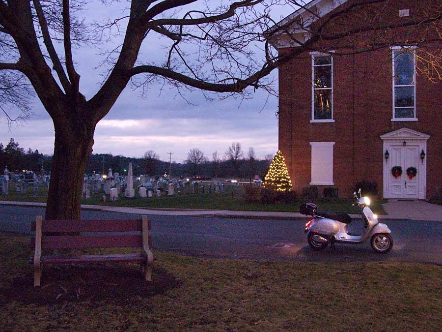 Zion Lutheran Church in Boalsburg, Pennsylvania