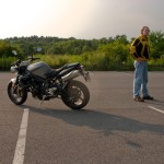 2009 Triumph Street Triple: A Transformation