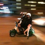The Denver Riding Nightlife