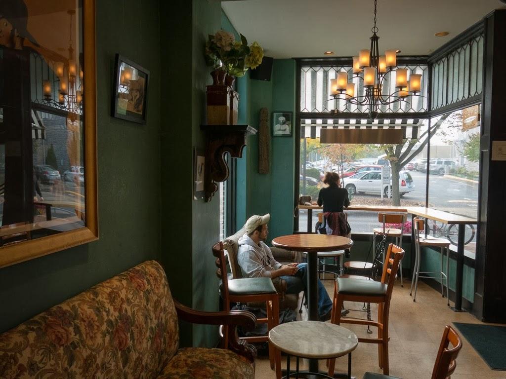 Saint's Cafe, State College, Pennsylvania