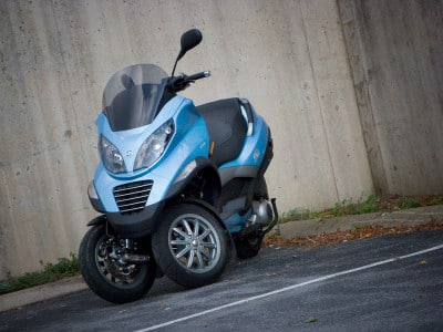 Piaggio MP3 250 scooter