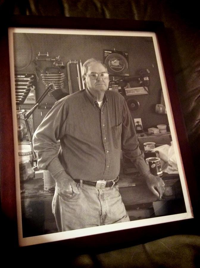portrait James D. Williams, born in Wellsburg, West Virgina