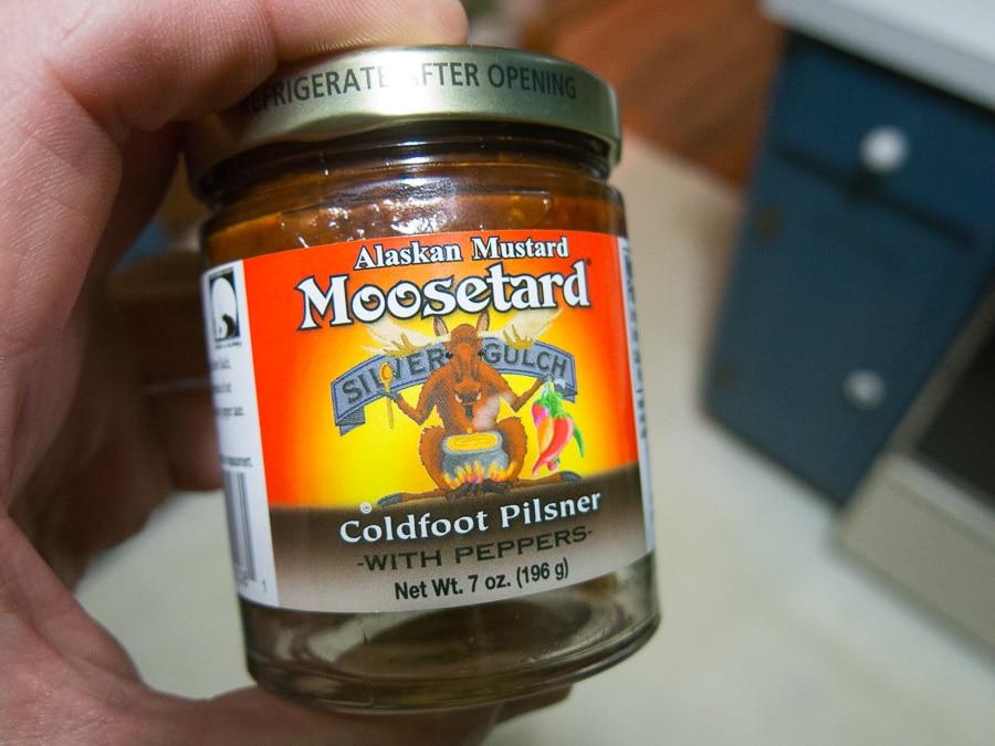 Moosetard