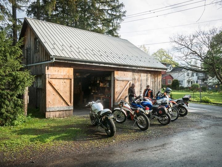 2016 Boalsburg Moto Hang