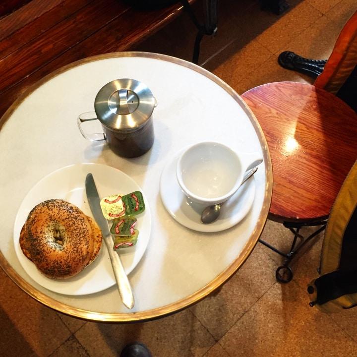 Saint's Cafe