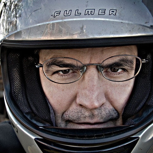 Steve Williams, Vespa blogger