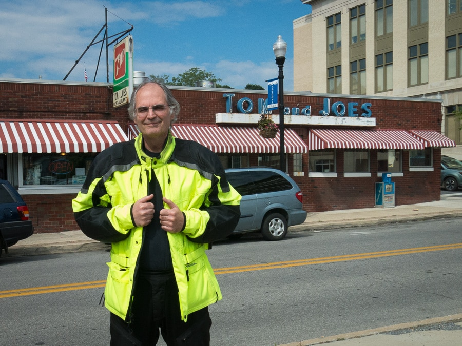 Steve Williams in Altoona, Pennsylvania