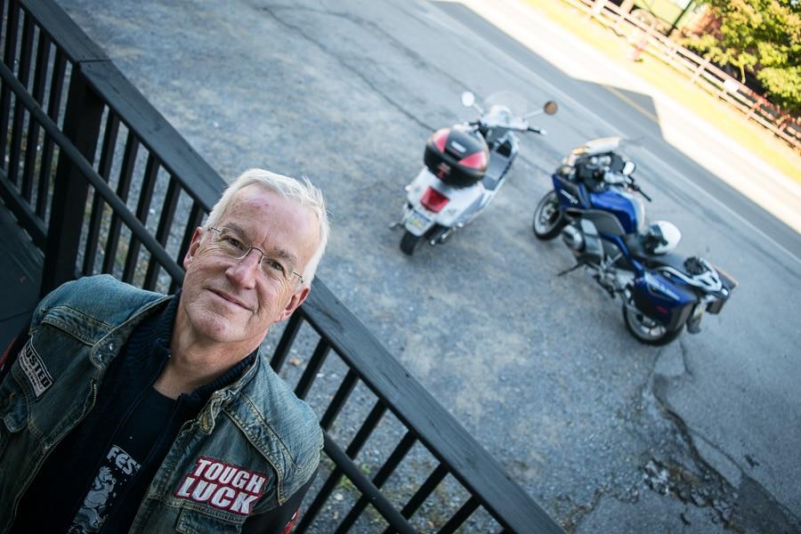 Paul Ruby, motorcycle rider