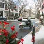 Cold Christmas Ride